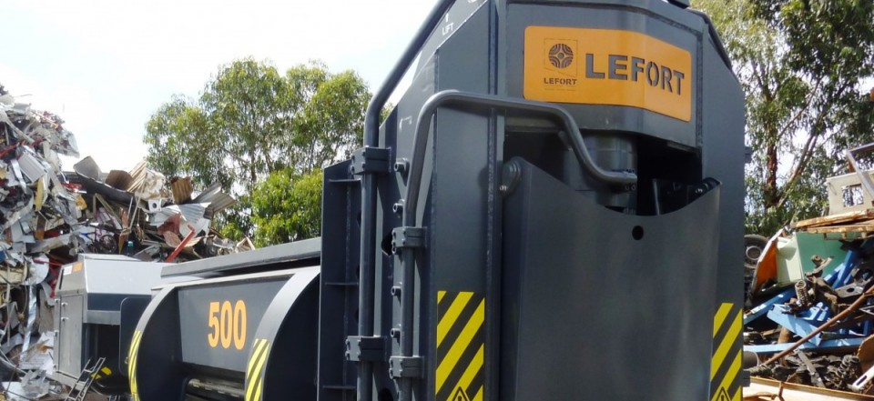 Lefort Shear Baler  website