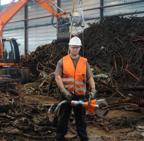 Holamtro Hydraulic Mobile Cutters