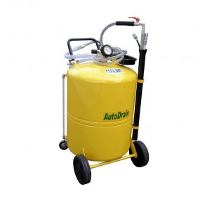 Oil Suction Mobile