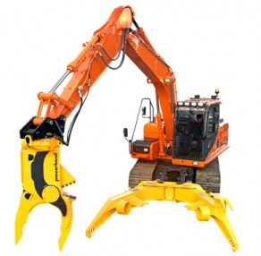 PowerhandAttachments- Vehicle Recycling System
