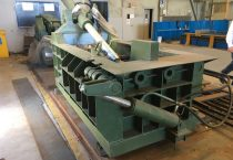 NEW Two-stage Manual High Compression Baler