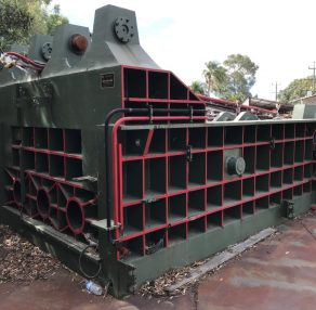 UNUSED 315T Chinese High compression baler (Y81-315)