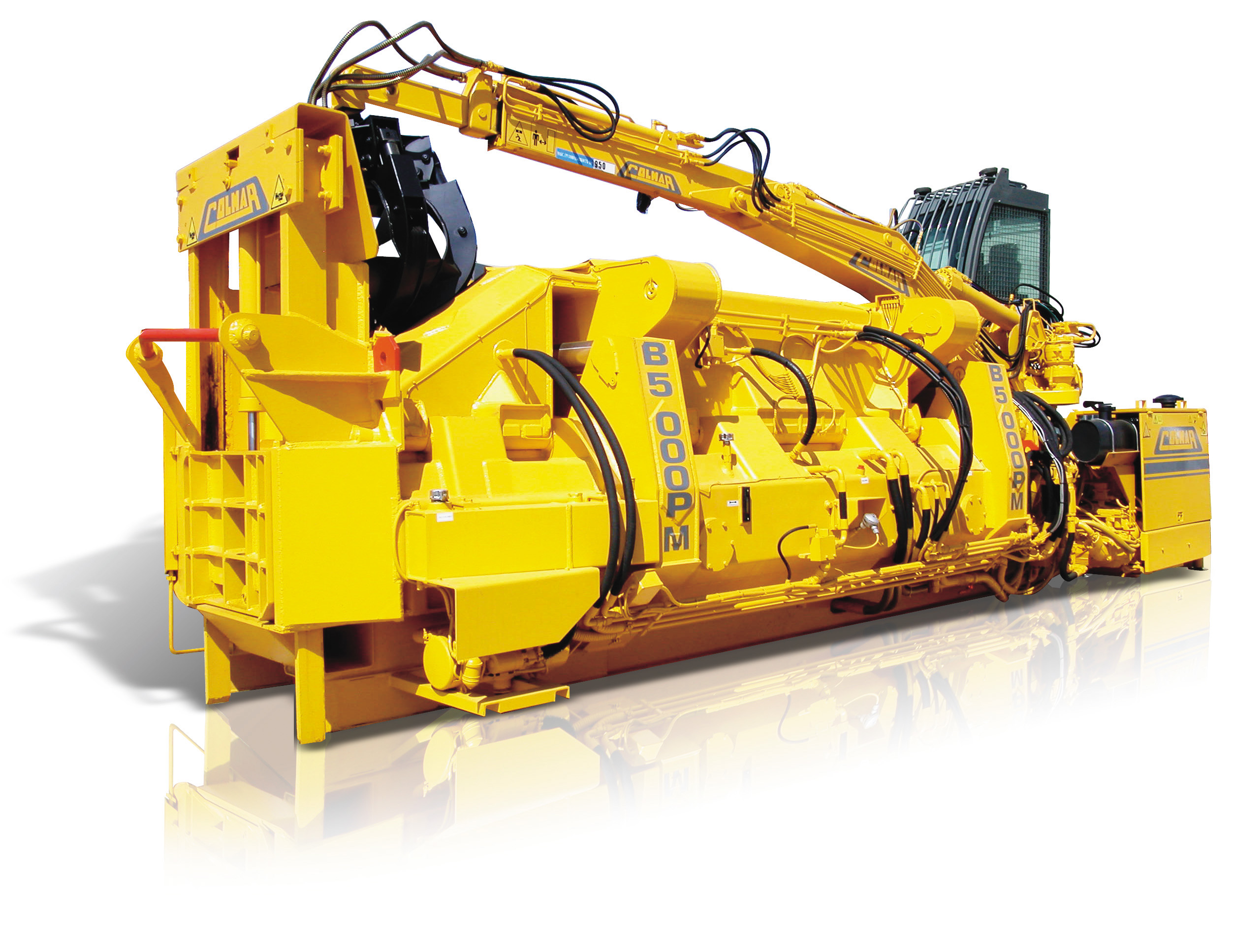 Car and White Goods Balers