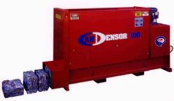 Can and Glass Recycling Equipment